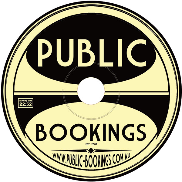 Public Bookings Logo