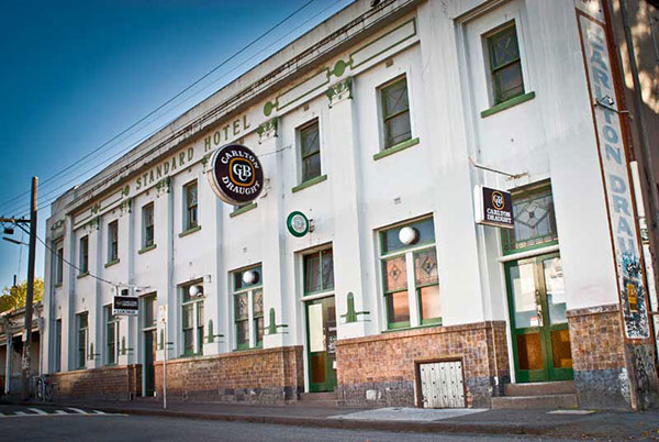 Public Bookings - The Standard Hotel Fitzroy